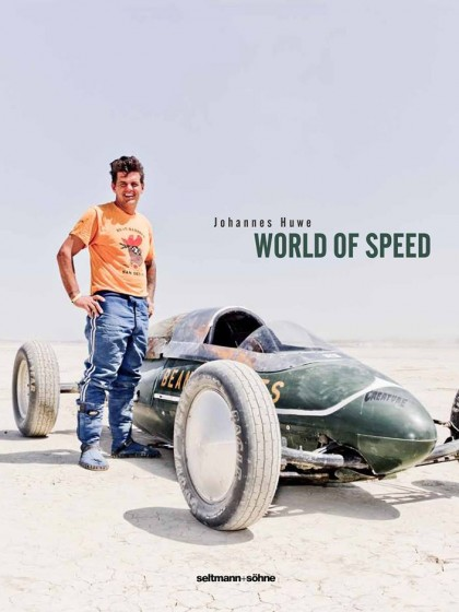 "My new book ""World of Speed"" hot off the press in book stores!"