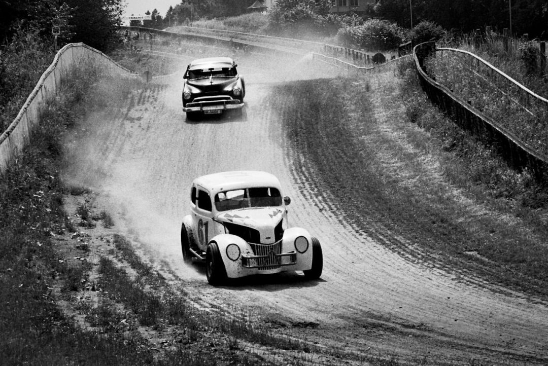 Rust n Dust dirt track race