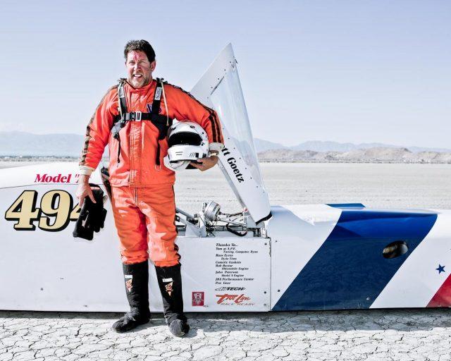 World of Speed Land Speed Racing El Mirage